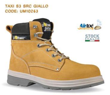 Chaussures de sécurité hautes TAXI S3 SRC