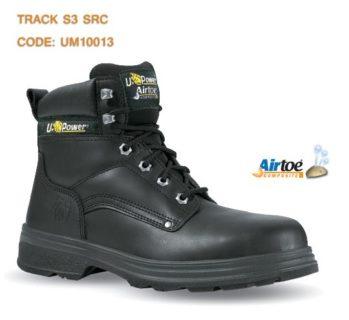 Chaussures de sécurité hautes Track  S3 SRC