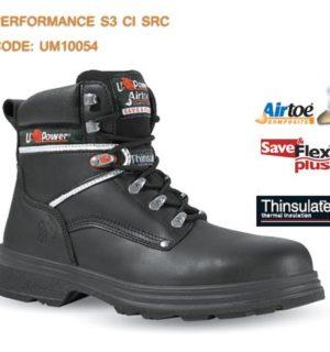 Chaussures de sécurité hautes PERFORMANCE S3 SRC