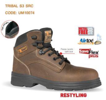 Chaussures de sécurité haute  TRIBAL S3 SRC