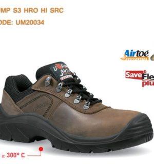 Chaussures de sécurité basse  JUMP S3 SRC HRO HI