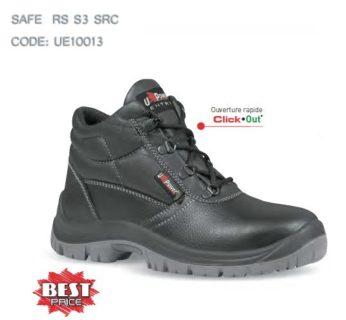 Chaussures de sécurité Haute SAFE S3  SRC UE10013