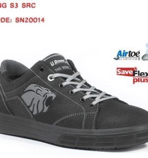 Chaussures de sécurité  basse   KING  S3 SRC