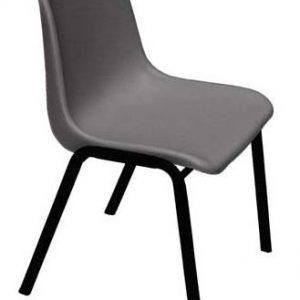 Chaise coque plastique