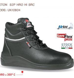 Chaussures de sécurité haute  TRAVAUX POUR ENROBES