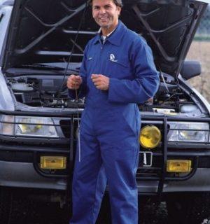 COMBINAISON  100 % COTON bleu Bugatti